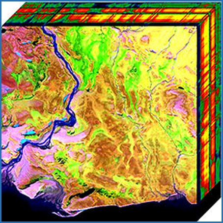 HYPERSPECTRAL IMAGERY: OIL SANDS (FORT MCMURRAY)