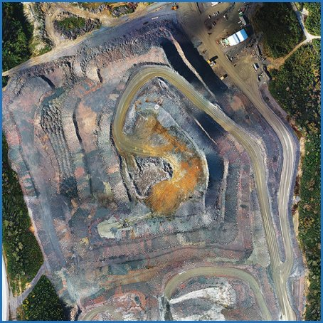 ORTHOPHOTOS: OIL SANDS (FORT MCMURRAY)